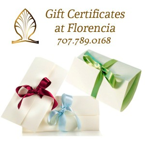 Gift Certificate at Florencia