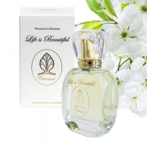 Citronné · Florencia Collection · Life is Beautiful Citrusy Floral Perfume for Women