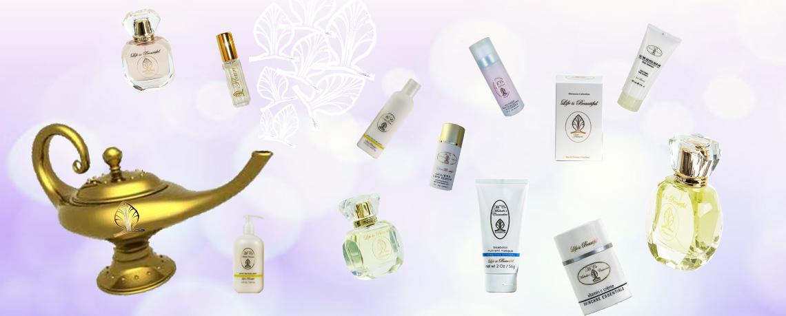 Florencia Skin Care Header